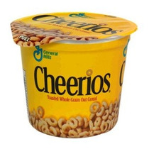 Copas De Cereales Cheerios Cajas 1,3 Onzas (paquete De 24)