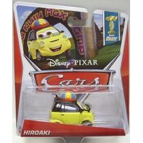 Disney Cars Hiroaki De Coleccion Super Chase Nuevo