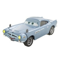 Disney / Pixar Cars 2 Movie 155 Die Cast Car # 2 Finn Mcmiss