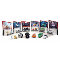 Cars Disney Star Wars Mcqueen, Mater, Luigi, Sally, Tractor.