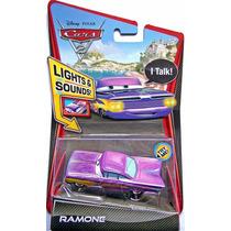 Cars Disney Ramone. Luz Y Sonido.