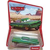 Cars Disney Ramone Green. Desert Card. 1ra. Edicion