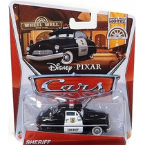 Cars Disney Sheriff. Blister.