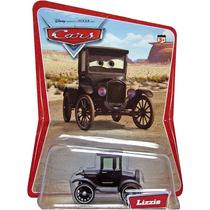 Cars Disney Lizzie. Desert Card. 1ra. Edicion.