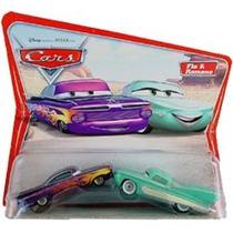 Cars Disney Ramone & Flo. Desert Card. 1ra. Edicion.