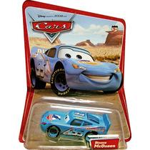 Cars Disney Dinoco Mcqueen. Desert Card. 1ra. Edicion.