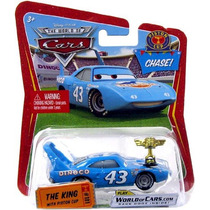 Cars Disney The King Piston Cup. Look My Eyes. Chase.