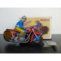 Réplica De Los 60s Vintage Motorbike Motocicleta