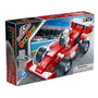 Banbao 8611 Carro De Fricción Dragon Car F1