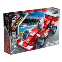 Banbao 8611 Carro De Fricción Dragon Car F1