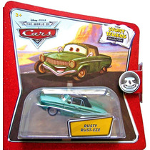Cars Disney Rusty Rust-eze. Story Tellers.