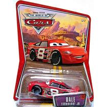 Cars Disney Dale Earnhardt Jr.. W.o.c.
