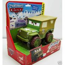 Cars Disney Sarge. Shake Go. W.o.c.