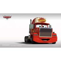 Cars Mack Disney Pixar De Luxe Mattel