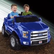 Camioneta Ford F150, De Fisher Price, De 3 Años En Adelante,
