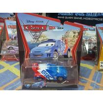Disney Cars 2 Raul Caroule No. 9 Edición 2011