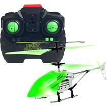 Helicóptero Con Control Remoto Que Brilla En La Oscuridad