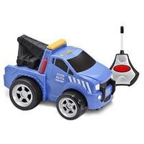 Kid Galaxy Suave Y Squeezable Radio Control De Camiones De R