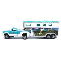Breyer Stablemates Truck & Remolque Cuello De Cisne