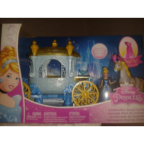 Carruaje Real De Cenicienta Disney Princesas