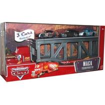 Cars Disney Mack Transporter. Bob Cutla. Nitroade. Bumper.