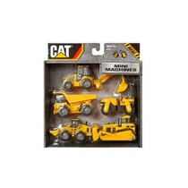 Juguete Estado Cat Mini Máquina 3 5-pack