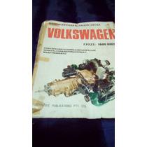 Libro Reparacion Volkswagen Vocho