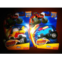 Fisher Price Nickelodeon Blaze Gus Y Joe 2016