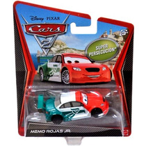 Cars Disney Memo Rojas Jr. Super Chase. 4000 Pzs.