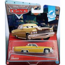 Cars Disney Tex Dinoco. Lo ++++ Nuevo.