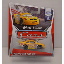 Fiber Fuel No. 56 Pistom Cup Cars Disney Pixar