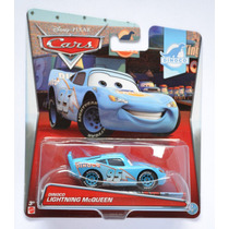 Rayo Lightning Mcqueen Dinoco Cars