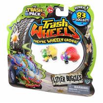 The Trash Pack Serie 1 Trash Ruedas 2-pack Camada Buggies