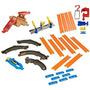 Hot Wheels Pista Constructor De Super Stunt Track Pack Set