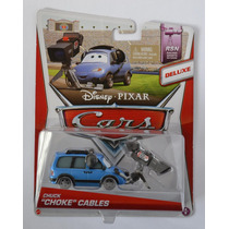 Chuck Choke Cables Deluxe Cars Disney Pixar