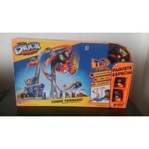 Hasbro Chuck Y Sus Amigos Twist Trax Torre Tornado