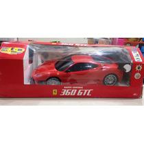 Ferrari 360 Gtc Radio Control Marca Nikko 1/10