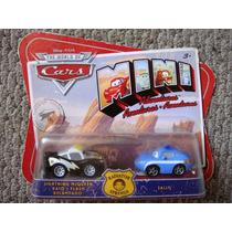 Cars Disney Mcqueen & Sally. Mini Adventures.