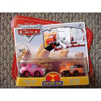 Cars Disney Tank Coat #36 & No Stall #123. Mini Adventures.