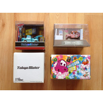 Set 2 Disney Pixar Cars Mate Tokio Exclusiv Sdcc 2010 Y 2012