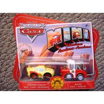 Cars Disney Mcqueen & Mater. Mini Adventures.