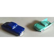 Disney Pixar Cars Doc Hudson Flo Diecast Vehicle, 1:55 Scale