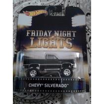 Hotwheels De Pelicula Chevy Silverado
