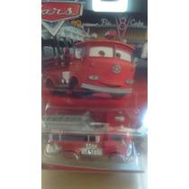 Cars Red Bombero