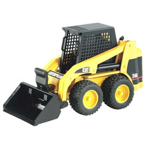 Juguetes Bruder Caterpillar Skid Steer Loader