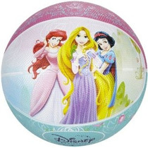 Franklin Deportes Disney Princess Mini Baloncesto De Goma