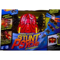 Stunt Psyco Carrito Rc Acrobata Mattel Todo Terreno
