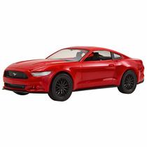 Modelo De Coche De Juguete Para Armar Mustang 2015 Gt