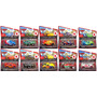 Cars Disney Rubber Tires. Nigel. Lewis. Shu. Camino. Veloso.