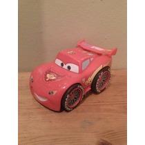 Rayo Mc Queen Cars Disney Pixar Con Sonido Y Movimiento